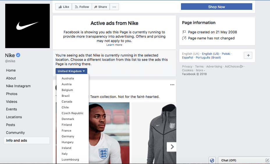Facebook_Nike_Info_And_Ads