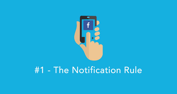 Getting started with Facebook automation rules: Rule #1 - The Notification